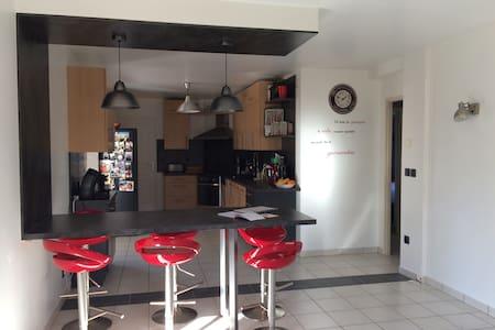 LA BRETECHE - Belle maison à la campagne - 14 pers - Néry - Maison