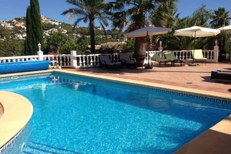 5 Star Luxury Villa in Moraira (380m2) - ตัวลาดา