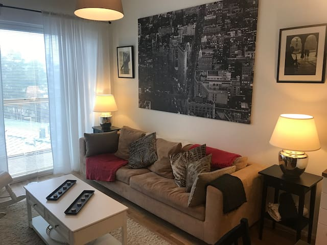 Beautiful, New and Cozy Apartment