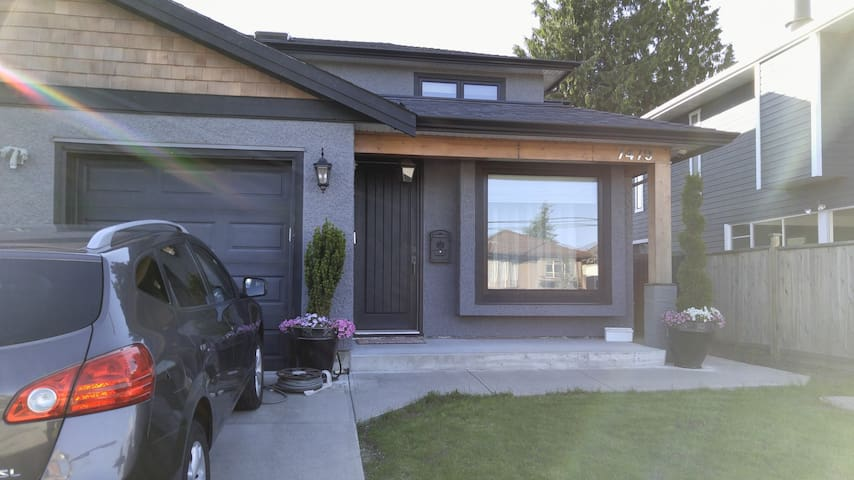 Burnaby/Edmonds area 2 bed,1bath, private entrance - Burnaby - Apartment