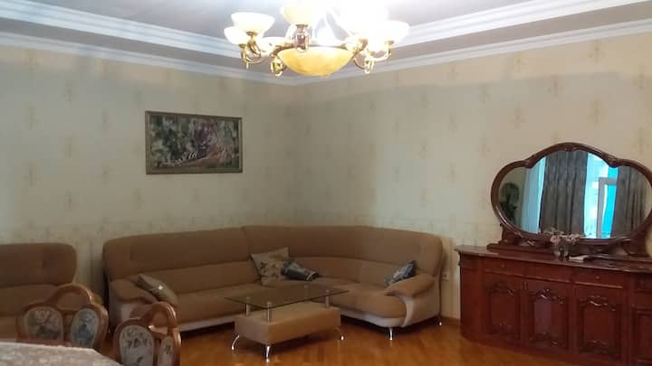 Caspian Plaza Room