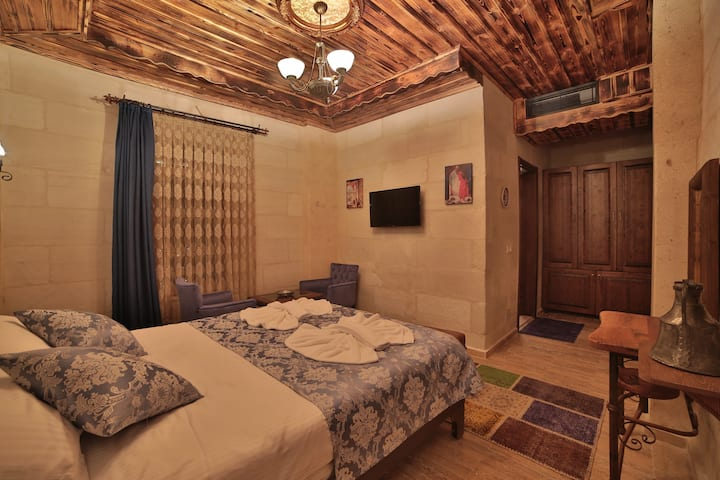 Caravanserai Inn Double Room (Goreme,Cappadocia)