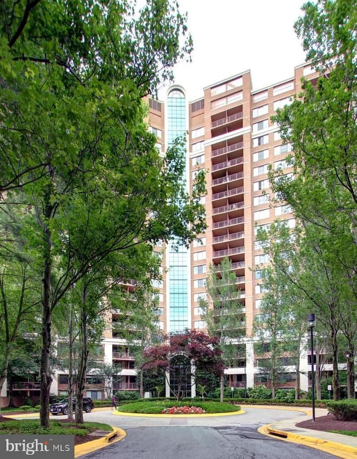 Pent house 1 BR in a 2 BR Luxury High-Rise Condo