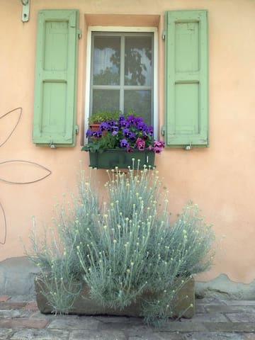 Deliziosa casa in un vecchio mulino - Vigatto - Rumah