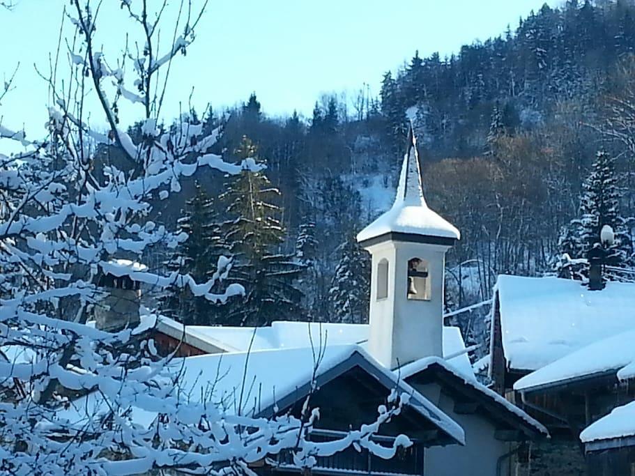 Chapelle du village