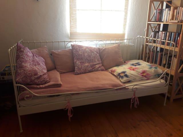 Erweiterung zum Doppelzimmer