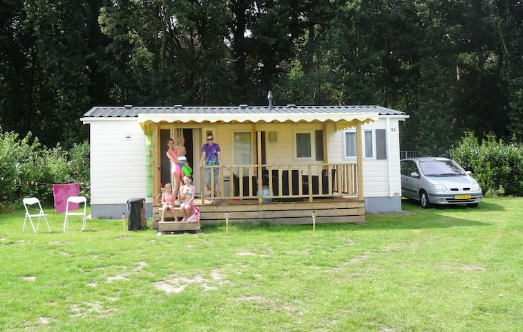 Mobile Home close to the Efteling