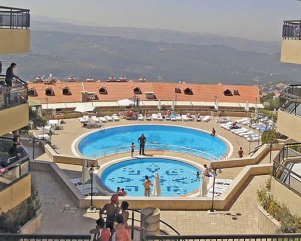 *El-Metn, Lebanon, 1 Bdrm #2 /4081 - Mount Lebanon - Pis
