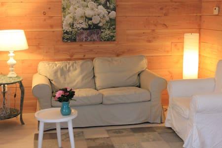 Zonnig, licht en ruim  appartement - Rijnsburg