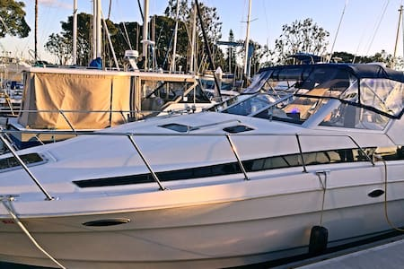 Charming boat in Maria Del Rey - Marina del Rey - Boot