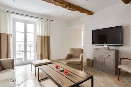 Charming apartment in the heart of Valbonne - Valbonne