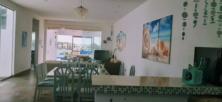 Casa de Playa en exclusivo Condominio de Asia
