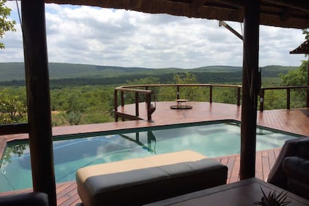 Luxury Game Lodge in the Waterberg - Lephalale