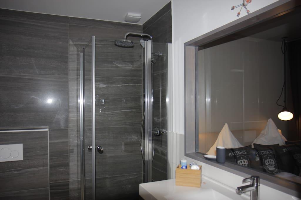 Badezimmer Kronenzimmer