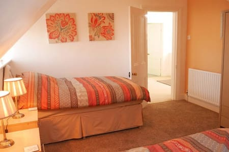 Lovely Crosby Home Very Close to the Beach - Merseyside - Дом