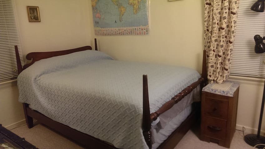 TWO rooms: near VCU, downtwn, parks