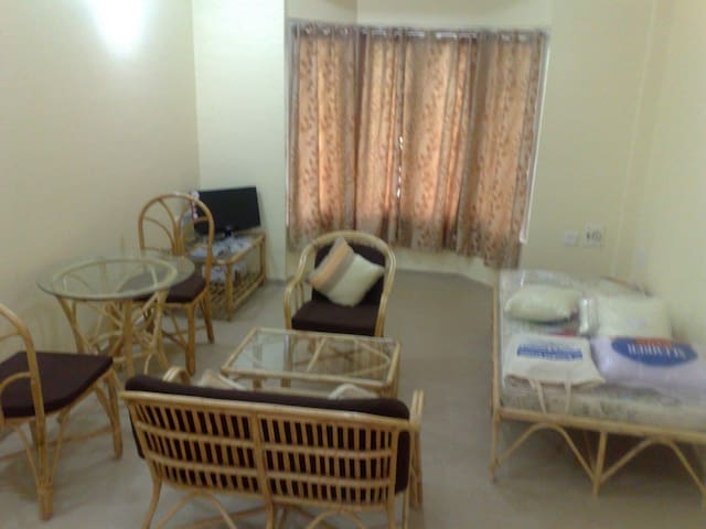 1 bhk Studio apartment - Villa serena