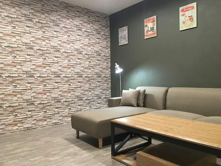 Homey Taipei Xinyi B: Mid to Long term rental 月租以上