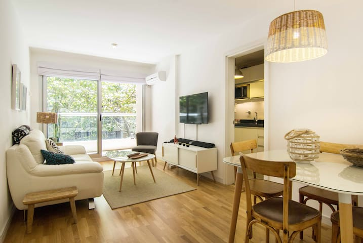 New apartment in Pocitos, very cozy - Montevideo - Appartement en résidence