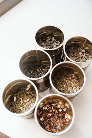 Specialty Teas
