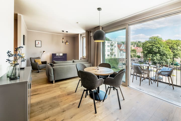 "Suites MITTE Design Apartment ""Select 3"""