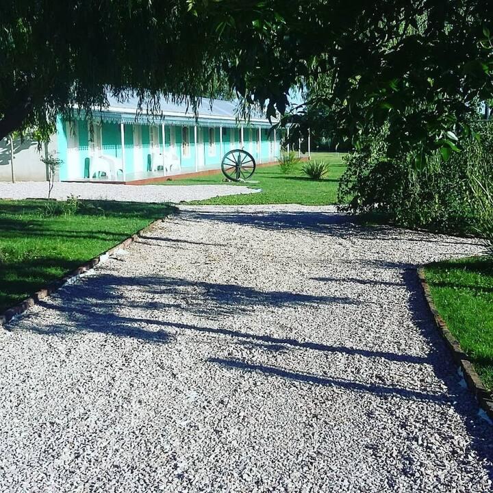 alojamiento en Colonia Santa María Coronel Suarez