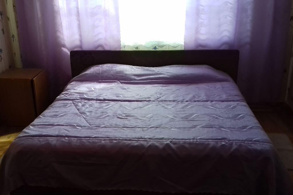 1-ая спальня