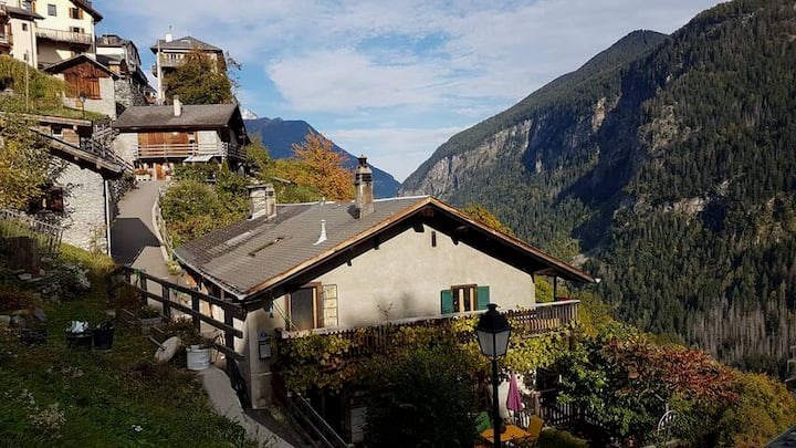 """Nouveau 2021 : Maison à la montagne """"Le Chêtcheu"""""""