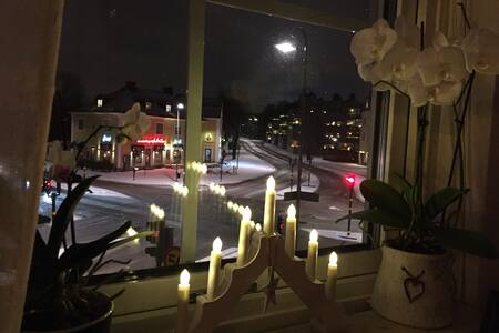 Cosy home close to nature and city center! - Stockholm
