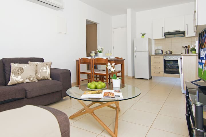 MERMAID - Coralli Spa Protaras, Standard View Apartment