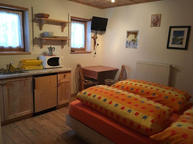 Accogliente appartamento monolocale - Costadedoi