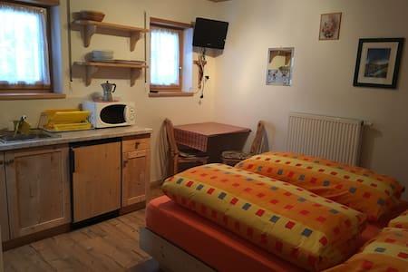 Accogliente appartamento monolocale - Badia