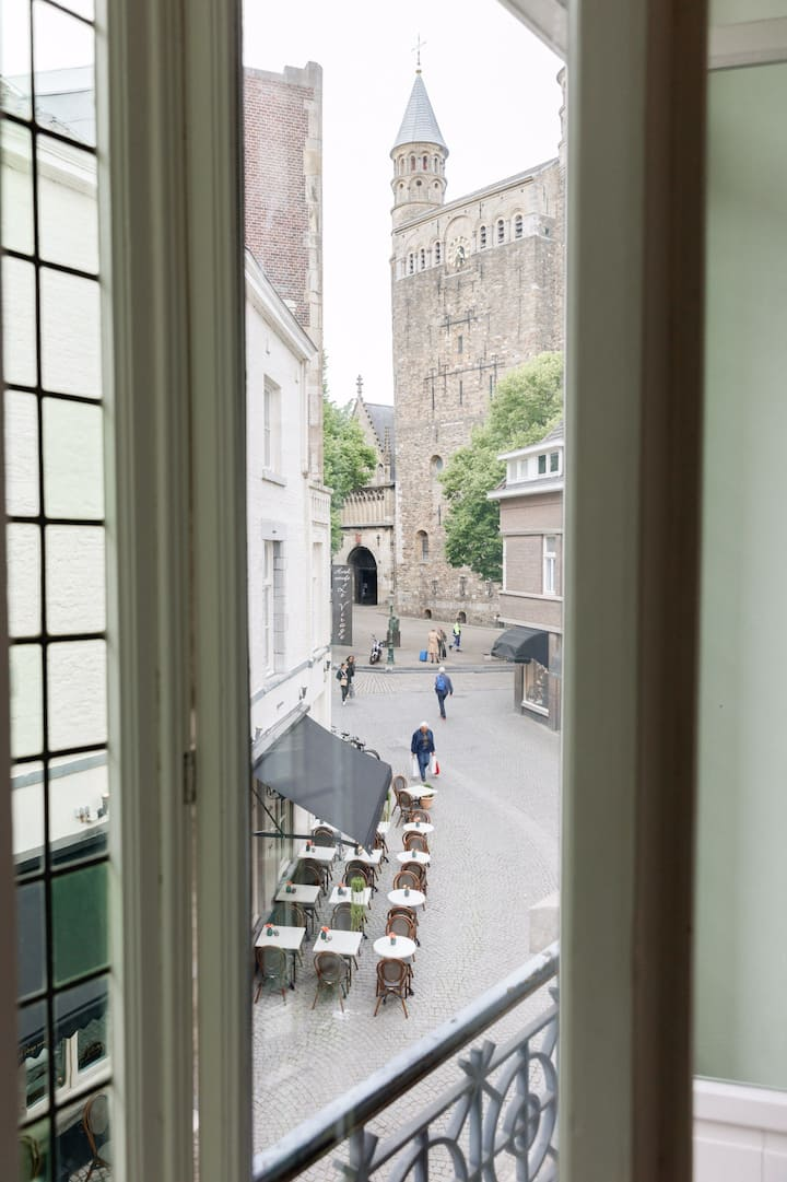 Beautiful apartment in historic center Maastricht