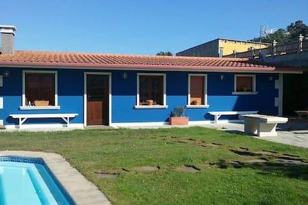 Estudio apartamento con piscina en Meis. - O Salnés