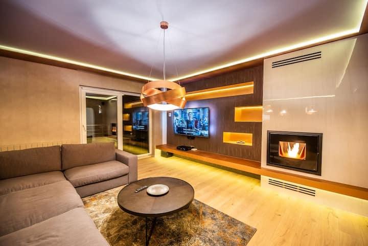 Luksuzni apartman s pogledom na more, 150m2