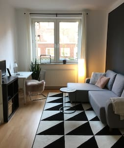 Single/Paar-Wohnung in Hamburg-Hamm - Amburgo - Appartamento