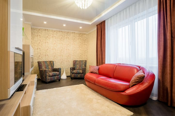 Уютная 2комн квартира, м. Восток - Minsk - Apartamento