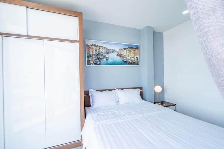 Hoàng Anh Apartments welcome you to Nha Trang City