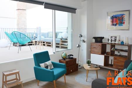 ATICO EN PLENO CENTRO DE VALENCIA - Apartment