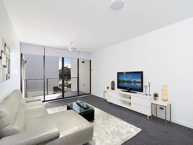 Modern Apartment in the Heart of Newcastle