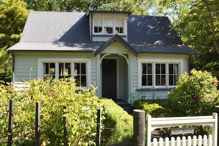 Rose Cottage - Akaroa - Hus