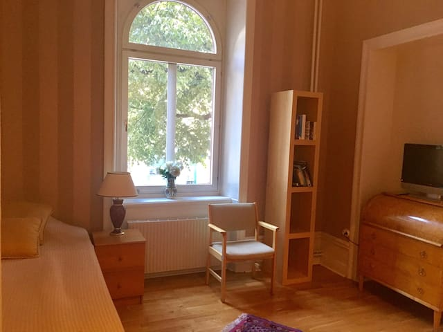 excellent apartment in Östermalm best location