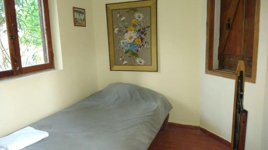 Habitacion individual en casa compartida