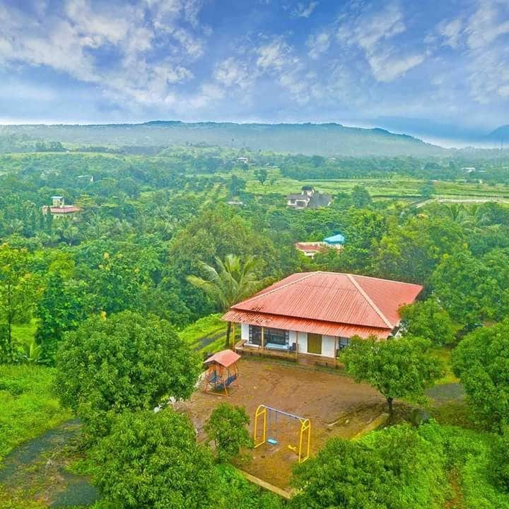 Weekend in Nature, 4bhk Cozy Bungalow