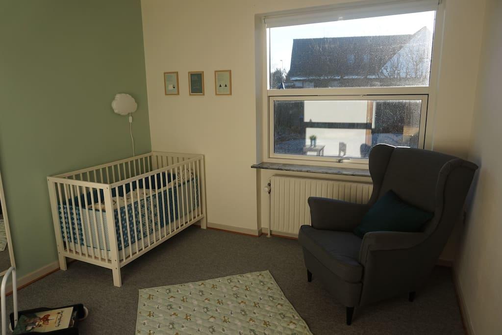 The children room