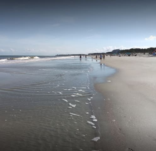 Hilton Head Island Beach Front Condo