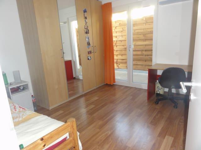 Chambre chez l'habitant à Locarno