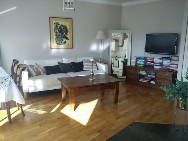 Cozy apartment near the City Center Royal Łazienki