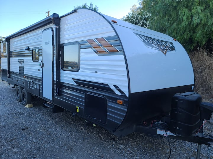 Brand New Travel Trailer
