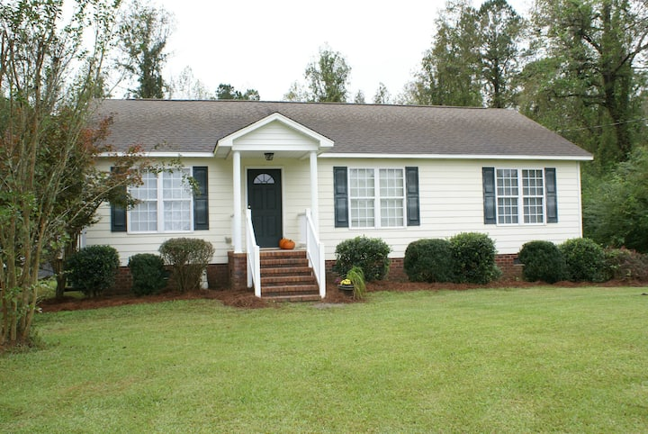 The Home place at Trenton NC